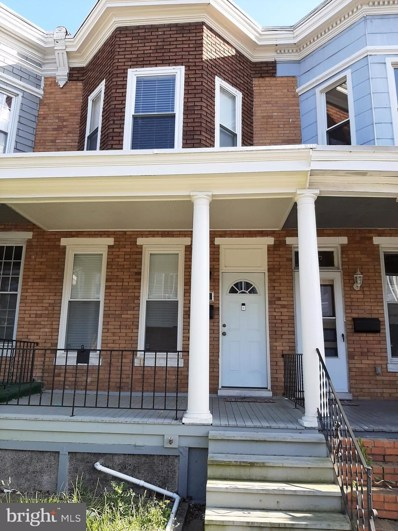529 E 38TH Street, Baltimore, MD 21218 - #: MDBA527824