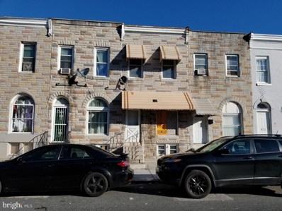 1808 Clifton Avenue, Baltimore, MD 21217 - #: MDBA527826
