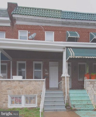 2558 Edmondson Avenue, Baltimore, MD 21223 - #: MDBA527828