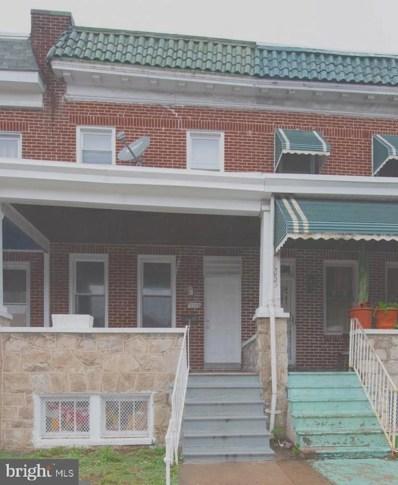 2558 Edmondson Avenue, Baltimore, MD 21223 - #: MDBA527828