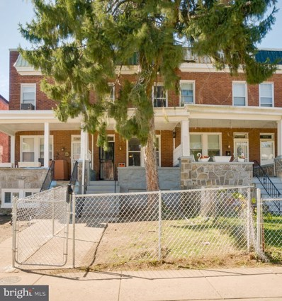 5324 Cordelia Avenue, Baltimore, MD 21215 - #: MDBA527834
