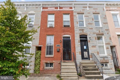 432 N Patterson Park Avenue, Baltimore, MD 21231 - #: MDBA527848