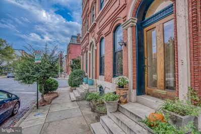 1802 Saint Paul Street, Baltimore, MD 21202 - #: MDBA527852