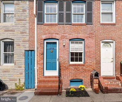 2014 Spark Court, Baltimore, MD 21231 - #: MDBA527868