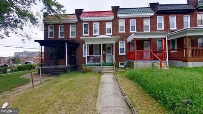 3003 Oakford Avenue, Baltimore, MD 21215 - #: MDBA527876