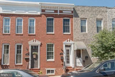2836 Hudson Street, Baltimore, MD 21224 - #: MDBA527986