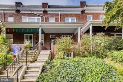 3316 Gilman Terrace, Baltimore, MD 21211 - #: MDBA528038
