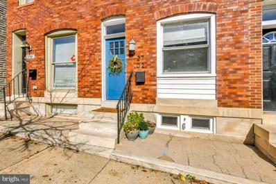 2702 E Fairmount Avenue, Baltimore, MD 21224 - #: MDBA528050