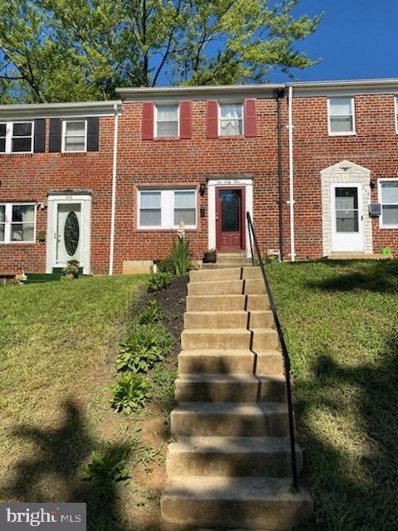 664 Charraway Road, Baltimore, MD 21229 - #: MDBA528054