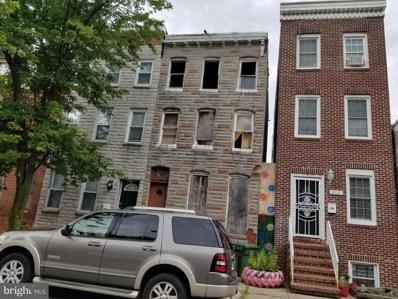 214 S Stricker Street, Baltimore, MD 21223 - #: MDBA528098