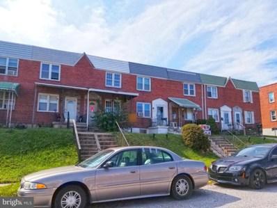 2036 Grinnalds Avenue, Baltimore, MD 21230 - #: MDBA528108