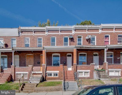 1910 E 28TH Street, Baltimore, MD 21218 - #: MDBA528116