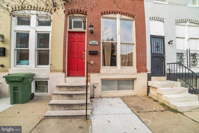 1412 E Oliver Street, Baltimore, MD 21213 - #: MDBA528128
