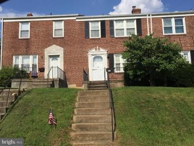 253 Medwick Garth E, Baltimore, MD 21228 - #: MDBA528208
