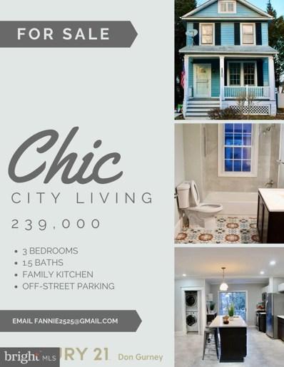 3210 White Avenue, Baltimore, MD 21214 - #: MDBA528244