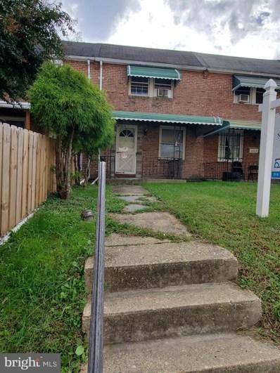 2036 Deering Avenue, Baltimore, MD 21230 - #: MDBA528286