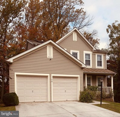 14 Coralberry Court, Baltimore, MD 21209 - #: MDBA528292