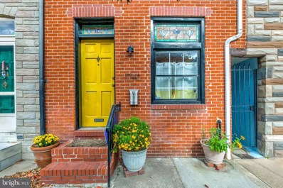 1740 Bank Street, Baltimore, MD 21231 - #: MDBA528296