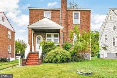 5508 Sefton Avenue, Baltimore, MD 21214 - #: MDBA528326