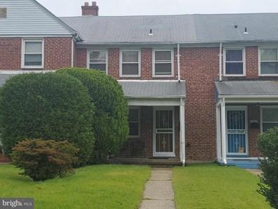 1640 E Belvedere Avenue, Baltimore, MD 21239 - #: MDBA528344