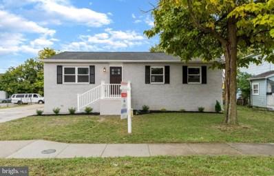 4523 Hampnett Avenue, Baltimore, MD 21214 - #: MDBA528364