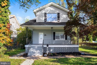 4102 Oakford Avenue, Baltimore, MD 21215 - #: MDBA528388