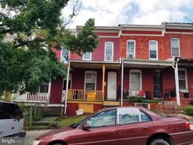2507 W Pratt Street, Baltimore, MD 21223 - #: MDBA528402