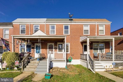 3626 Clarenell Road, Baltimore, MD 21229 - #: MDBA528408