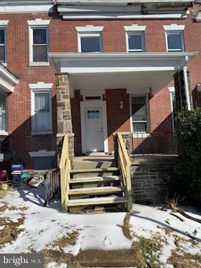 605 Linnard Street, Baltimore, MD 21229 - #: MDBA528412
