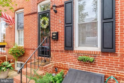 1419 Andre Street, Baltimore, MD 21230 - #: MDBA528430
