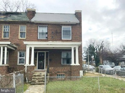 4101 Park Heights Avenue, Baltimore, MD 21215 - #: MDBA528436