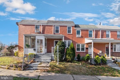 1048 Rockhill Avenue, Baltimore, MD 21229 - #: MDBA528452