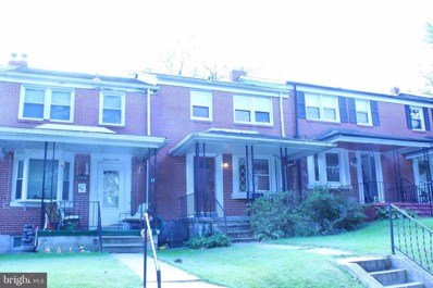 1207 Limit Avenue, Baltimore, MD 21239 - #: MDBA528466