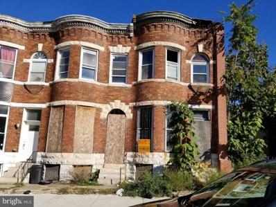 1706 W North Avenue, Baltimore, MD 21217 - #: MDBA528494