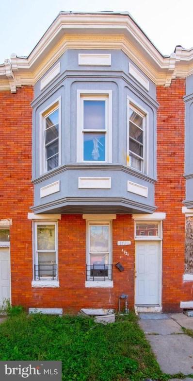 1721 N Longwood Street, Baltimore, MD 21216 - #: MDBA528498