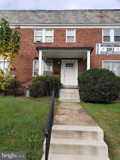 5407 Park Heights Avenue, Baltimore, MD 21215 - #: MDBA528508