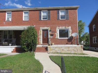 3012 Woodring Avenue, Baltimore, MD 21234 - MLS#: MDBA528516
