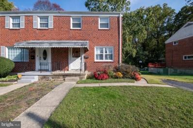 6309 Fairdel Avenue, Baltimore, MD 21206 - #: MDBA528528