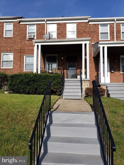 2616 Erdman Avenue, Baltimore, MD 21213 - #: MDBA528546