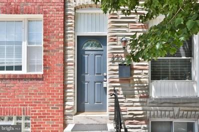 246 S Bouldin Street, Baltimore, MD 21224 - #: MDBA528554