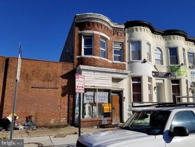 1716 W North Avenue, Baltimore, MD 21217 - #: MDBA528584