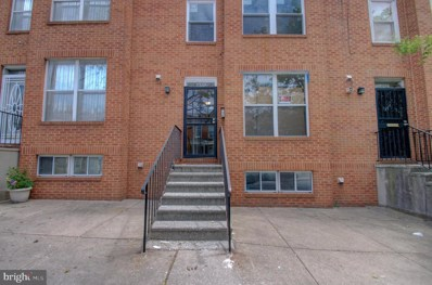 2337 McCulloh Street, Baltimore, MD 21217 - #: MDBA528594