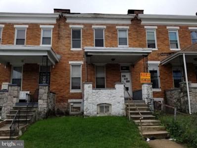 2107 Presbury Street, Baltimore, MD 21217 - #: MDBA528608