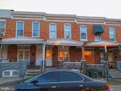 1905 N Dukeland Street, Baltimore, MD 21216 - #: MDBA528614