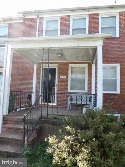1647 Ramblewood Road, Baltimore, MD 21239 - #: MDBA528642