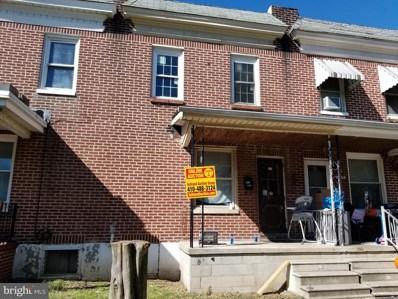3554 Horton Avenue, Baltimore, MD 21225 - #: MDBA528648