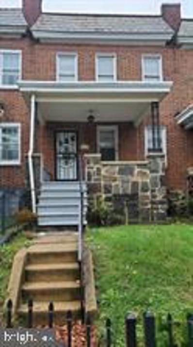 3918 Greenspring Avenue, Baltimore, MD 21211 - #: MDBA528654