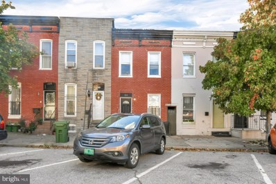 224 N Chester Street, Baltimore, MD 21231 - #: MDBA528656