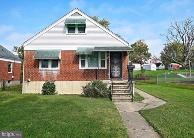 2618 Chesley Avenue, Baltimore, MD 21234 - #: MDBA528700
