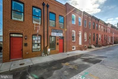 25 N Port, Baltimore, MD 21224 - #: MDBA528710